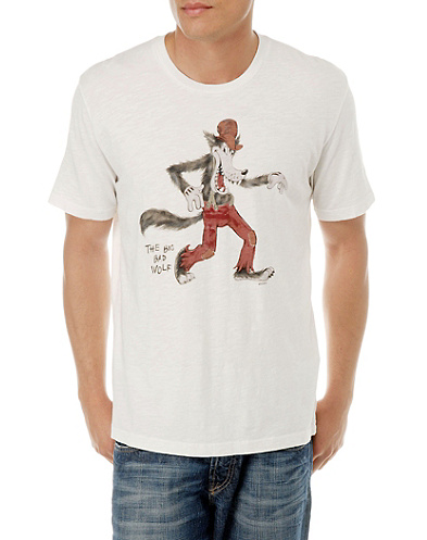 Disney Big Bad Wolf T-Shirt