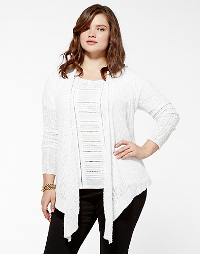Drapey Cardigan