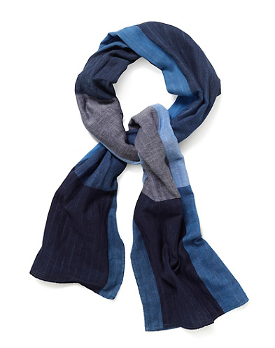 Dual Fold Scarf
