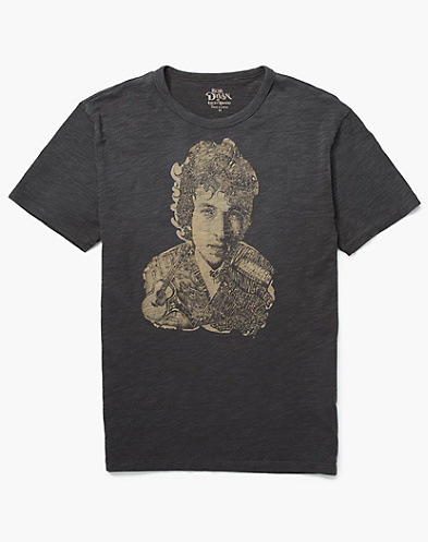 Dylan Tambourine T-Shirt