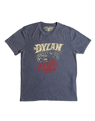 Dylan The Times T-Shirt