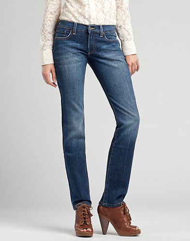 Easy Rider Straight Jeans*