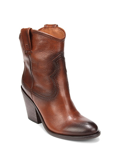 Ellena Western Booties*