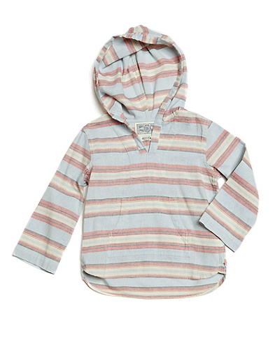 Ensenada Stripe Hoodie*