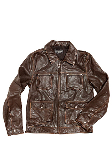 Farrow Leather Jacket