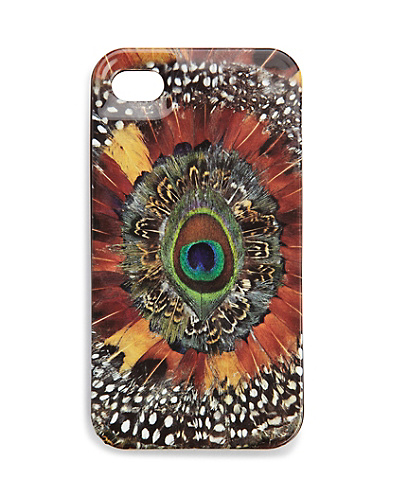 Feather Printed Hardcase