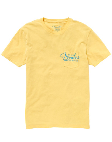 Fender Electric Guitar T-Shirt