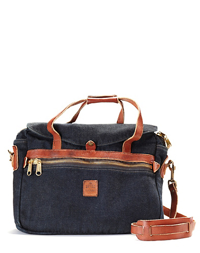 Filson for Lucky Denim Briefcase Bag