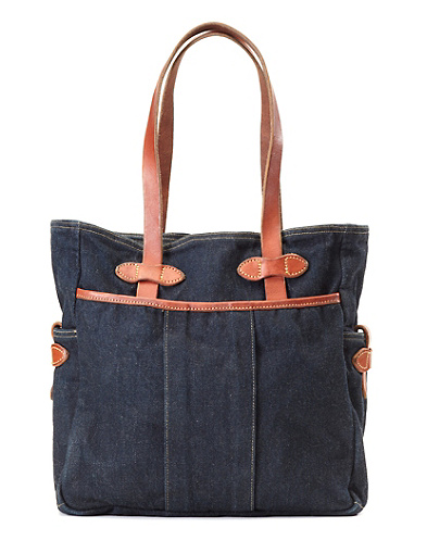 Filson for Lucky Denim Tote*