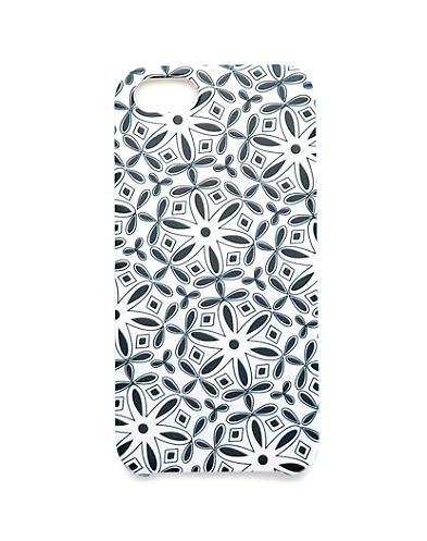 Floral Cutout Hardcase