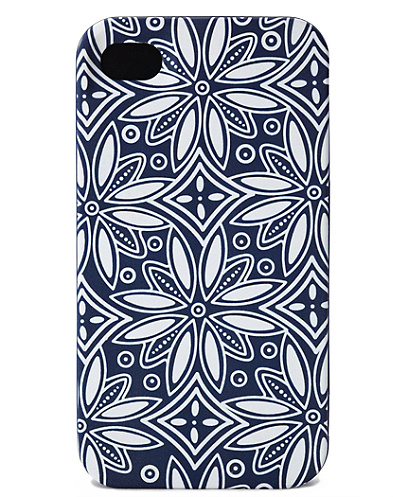 Floral Printed iPhone&reg; Case*
