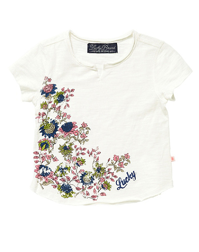 Floral T-Shirt