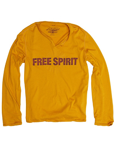 Free Spirit Long-Sleeve T-Shirt*