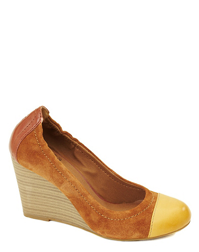Gabrielle Colorblock Wedges*
