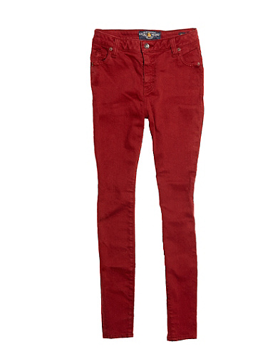 Ginger Skinny Colorful Jeans