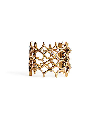 Gold Openwork Bracelet