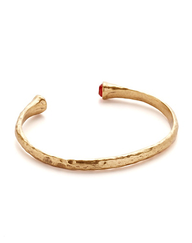 Gold Skinny Cuff
