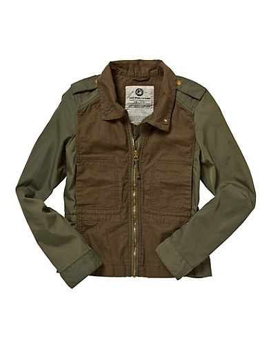 Griffith Military Jacket