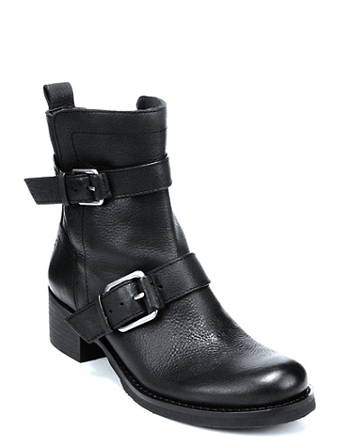 Hanae Biker Booties*