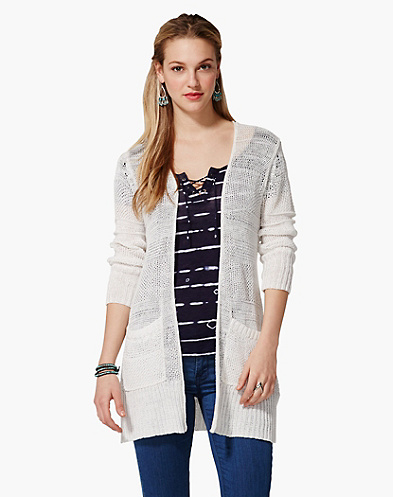 Harper Linen Sweater