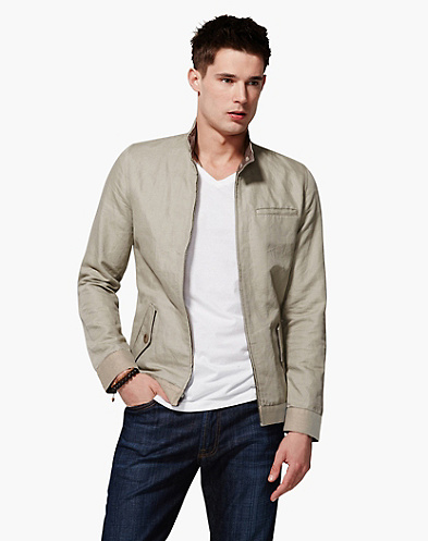 Harrington Full-Zip Jacket