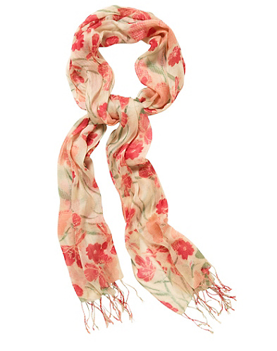 Hisako Kyoto Garden Scarf