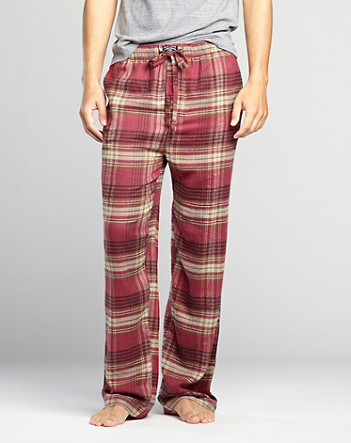 Holiday Plaid Pants*