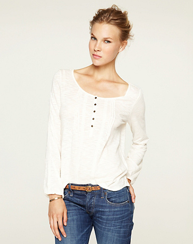 Holiday Pleated Top*