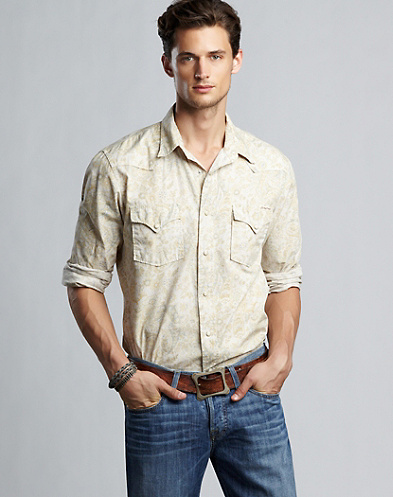Honolulu Western Shirt*