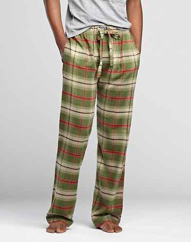 Hunter Plaid Pants*