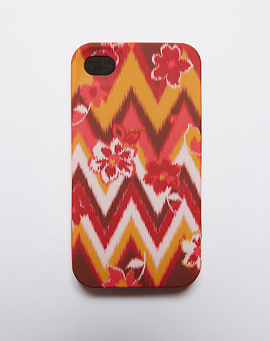Ikat Chevron iPhone® Hard Case*