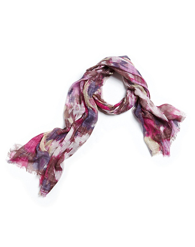 Ikat Scarf*