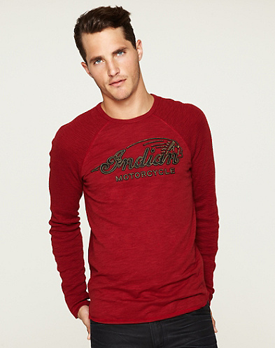 Indian Motorcycle Long-Sleeve T-Shirt