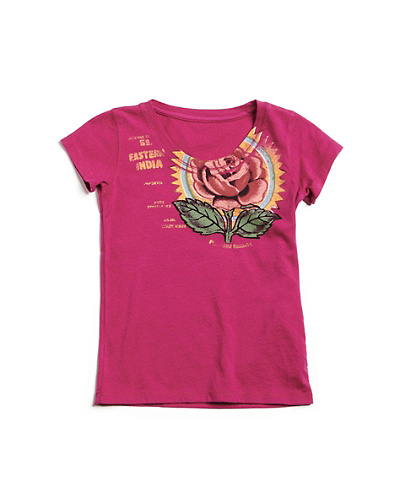 Indian Rose T-Shirt