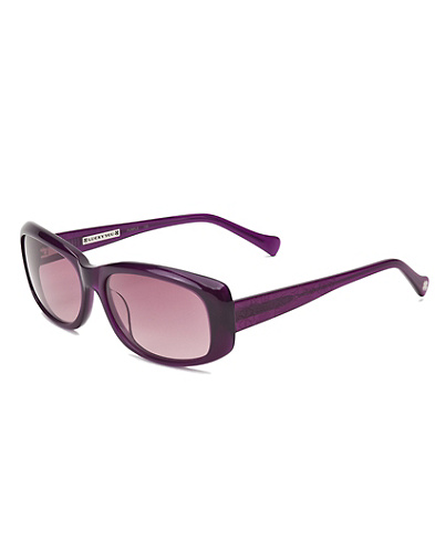 Interlude Rectangle Sunglasses