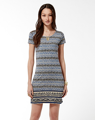 Irving & Fine T-Shirt Dress