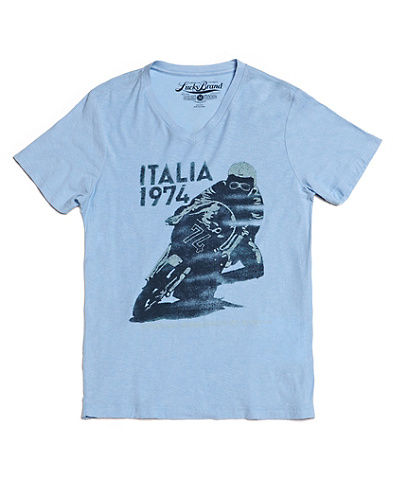 Italia Moto T-Shirt*