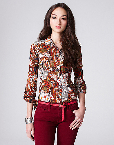 Jane Paseo Blouse*