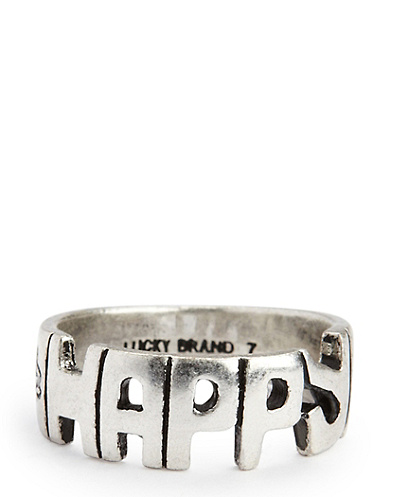 Jen Rossi Happy Ring