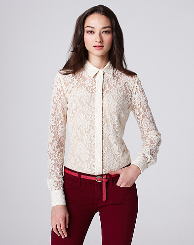 Jenn Lace Blouse