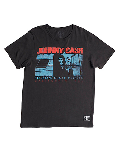 Jim Marshall Johnny Cash T-Shirt