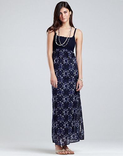 John Robshaw Courtney Maxi Dress*