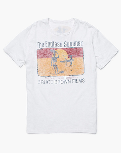 Johnson Motors Endless Summer T-Shirt