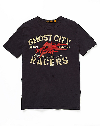 Johnson Motors Ghost City T-Shirt