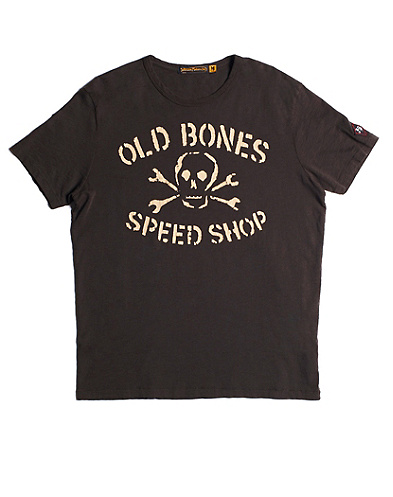 Johnson Motors Old Bones T-Shirt*