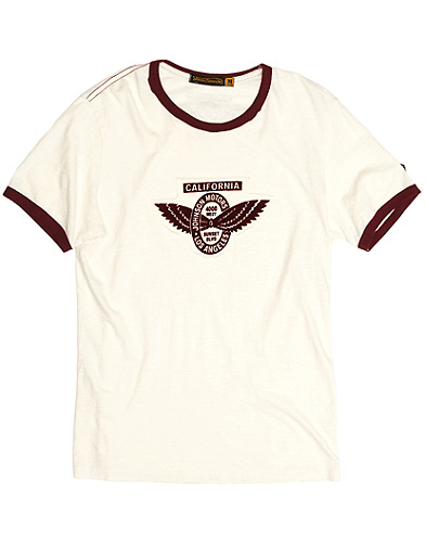 Johnson Motors Ringer T-Shirt*