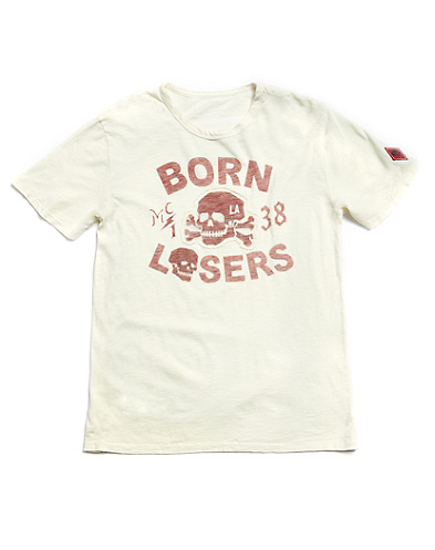Jomo Born Losers T-Shirt*
