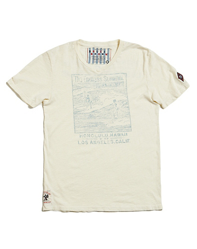 Jomo Honolulu To LA T-Shirt*