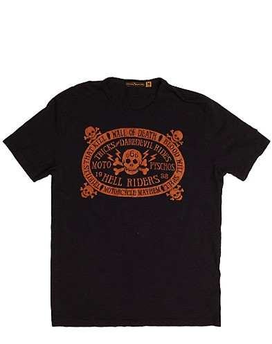 Jomo Moto Psycho T-Shirt*