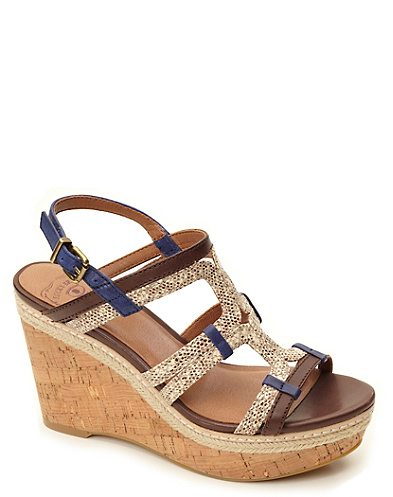 Keena Sandal Wedges*